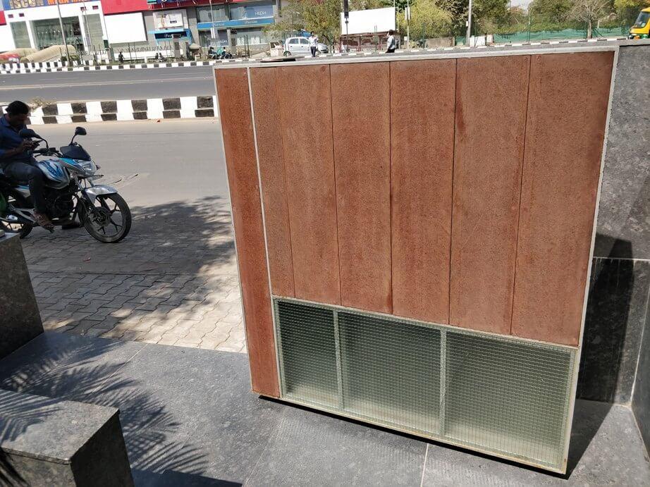 Gate at Ahmedabad