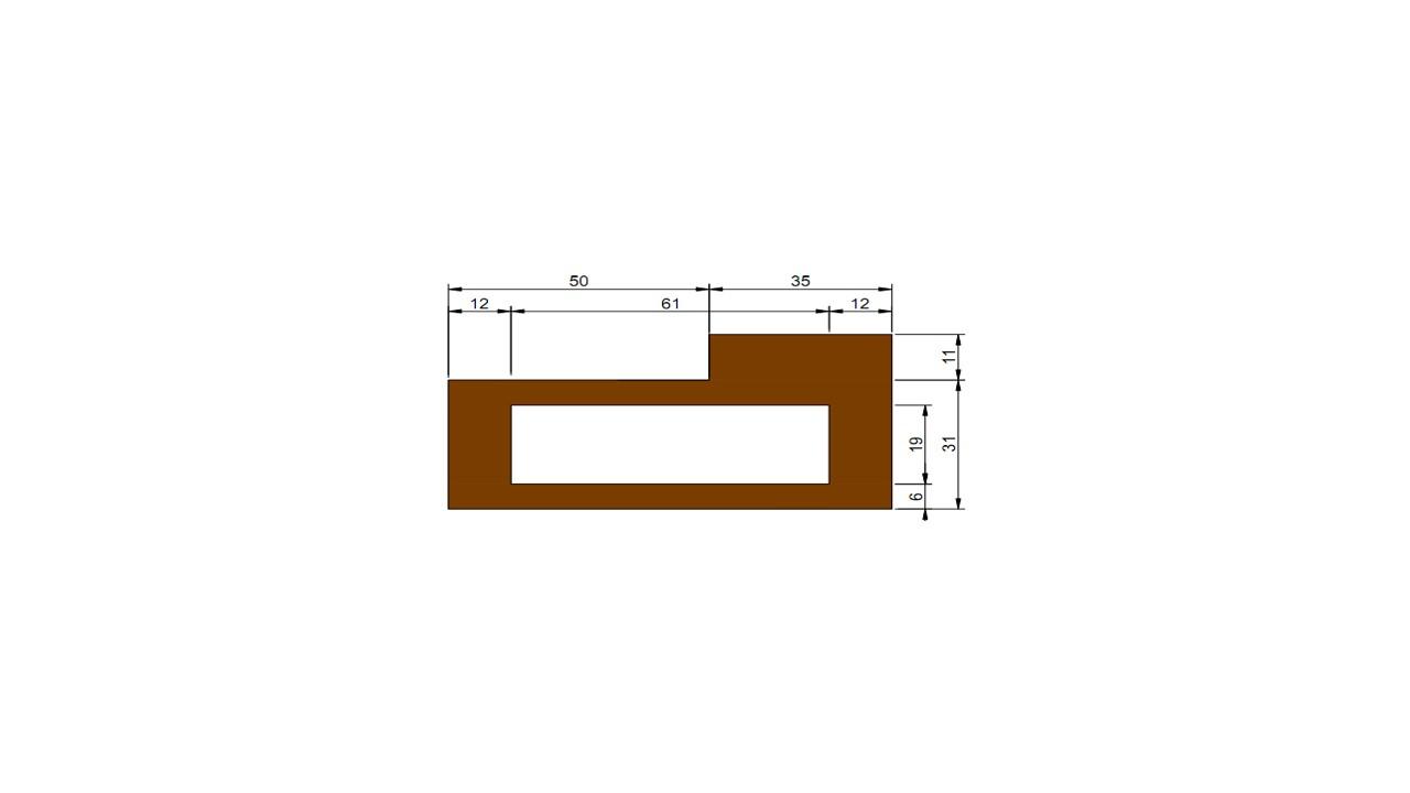 Single Door Frame