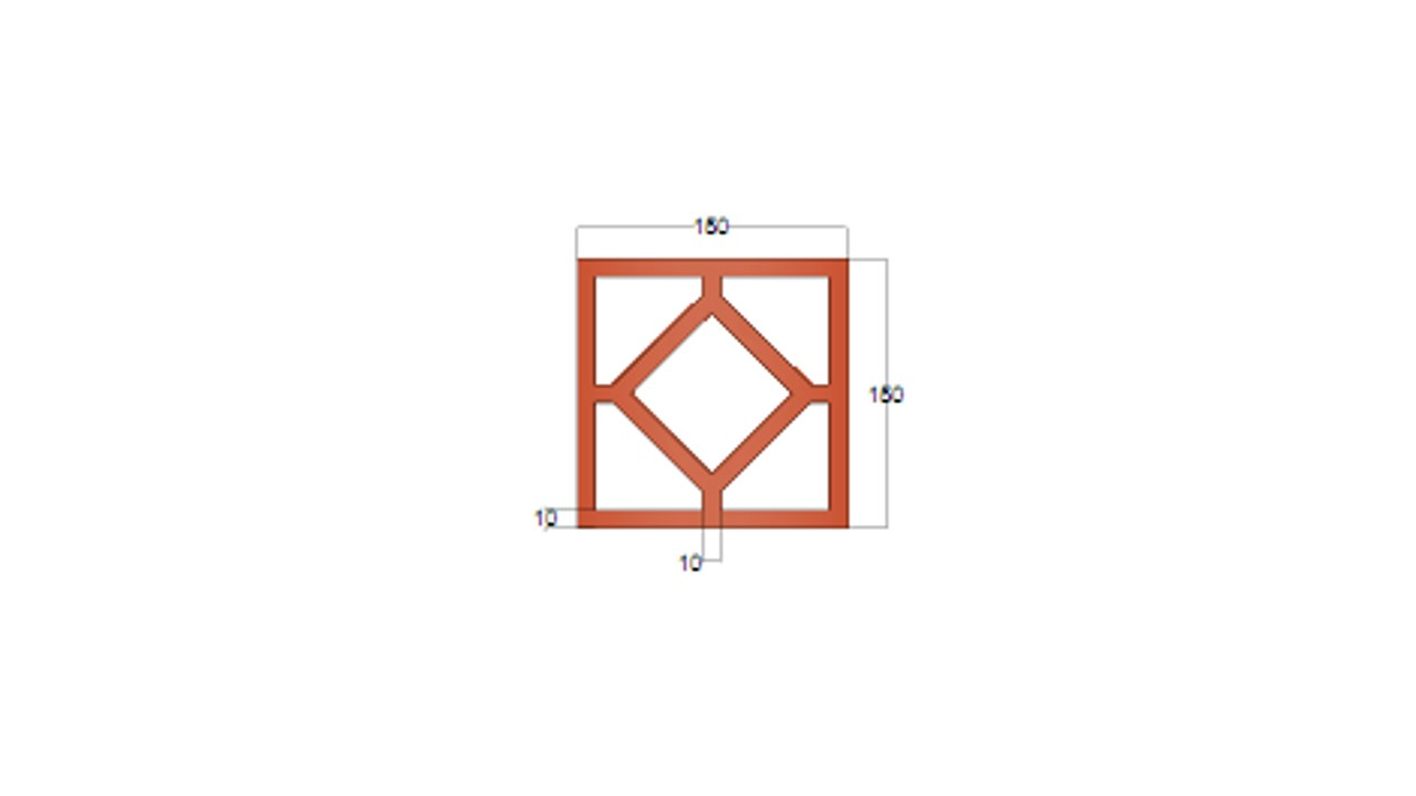 Square Box Profile