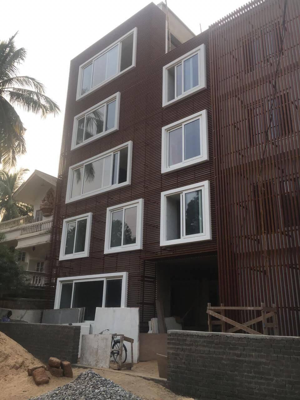 Facade at Bhubaneswar