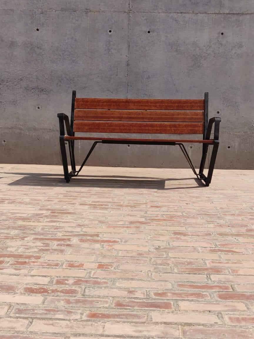Benches designed by CEPT