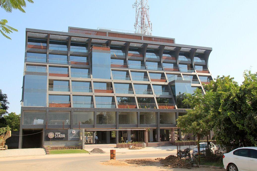 Akshar Stadia
