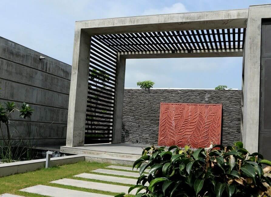 Elevation - Suryam Repose